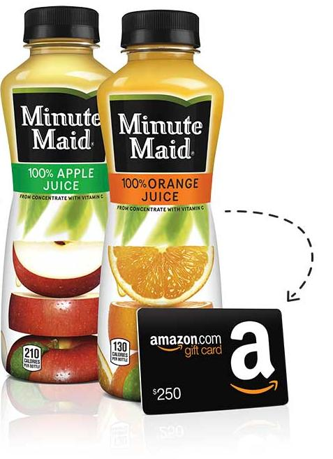 Java John Z's : Minute Maid: Juices to Go Instant Win Giveaway