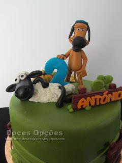 bolo ovelha cão bragança