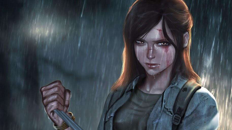 Ellie, Last of Us Part 2, 4K, #5.2474