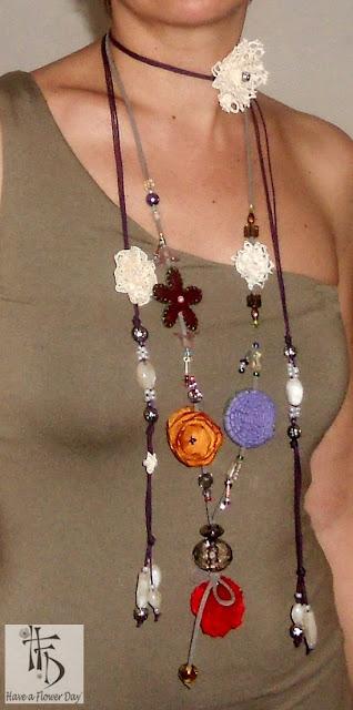 Collares boho chic · Boho Chic necklaces