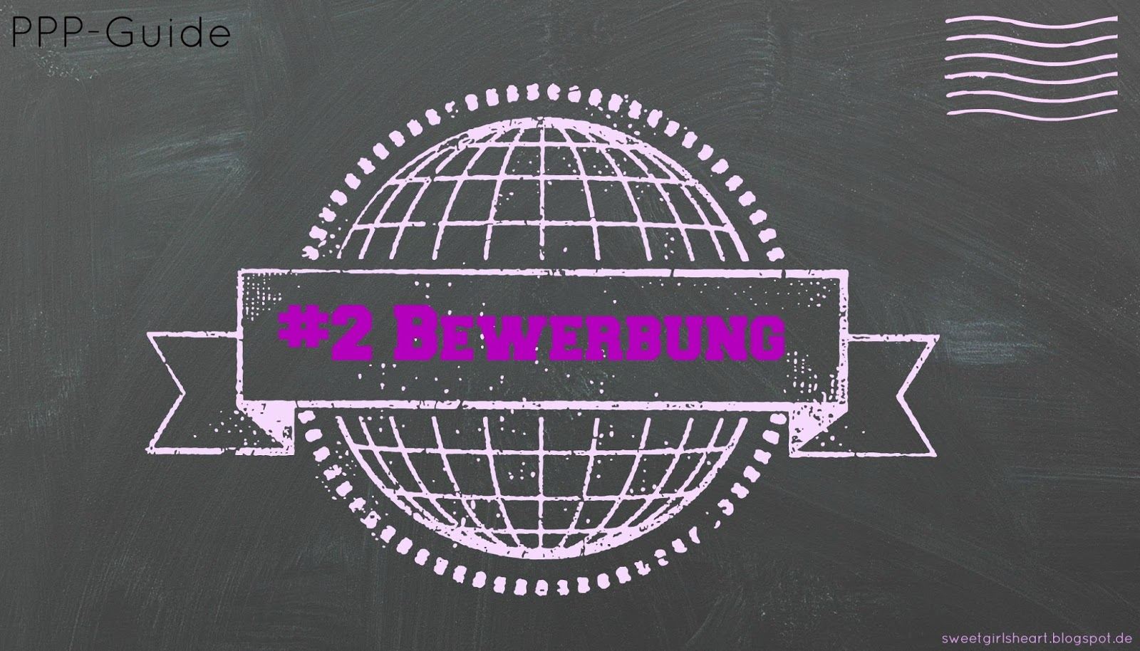 PPP Guide #2 Bewerbungsunterlagen | Sweetgirlsheart