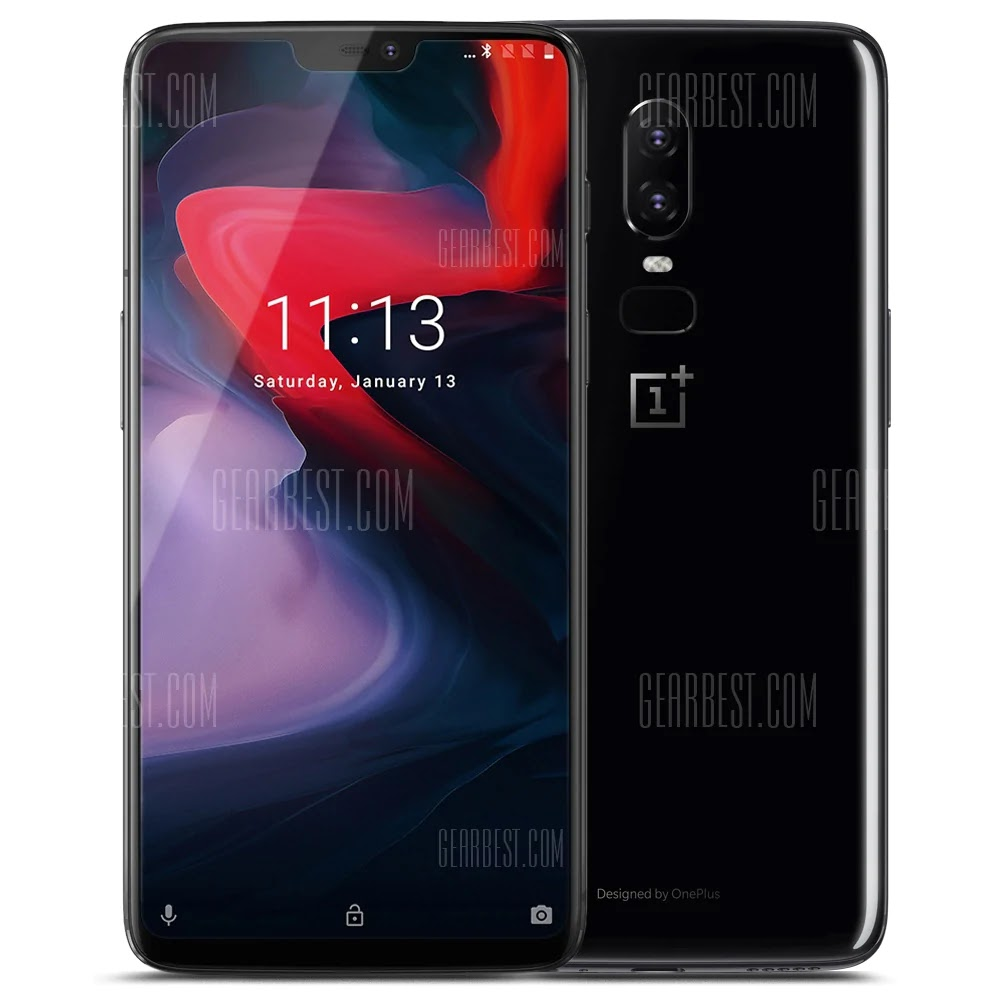 OnePlus 6 A6000 4G Phablet Latest Coupon