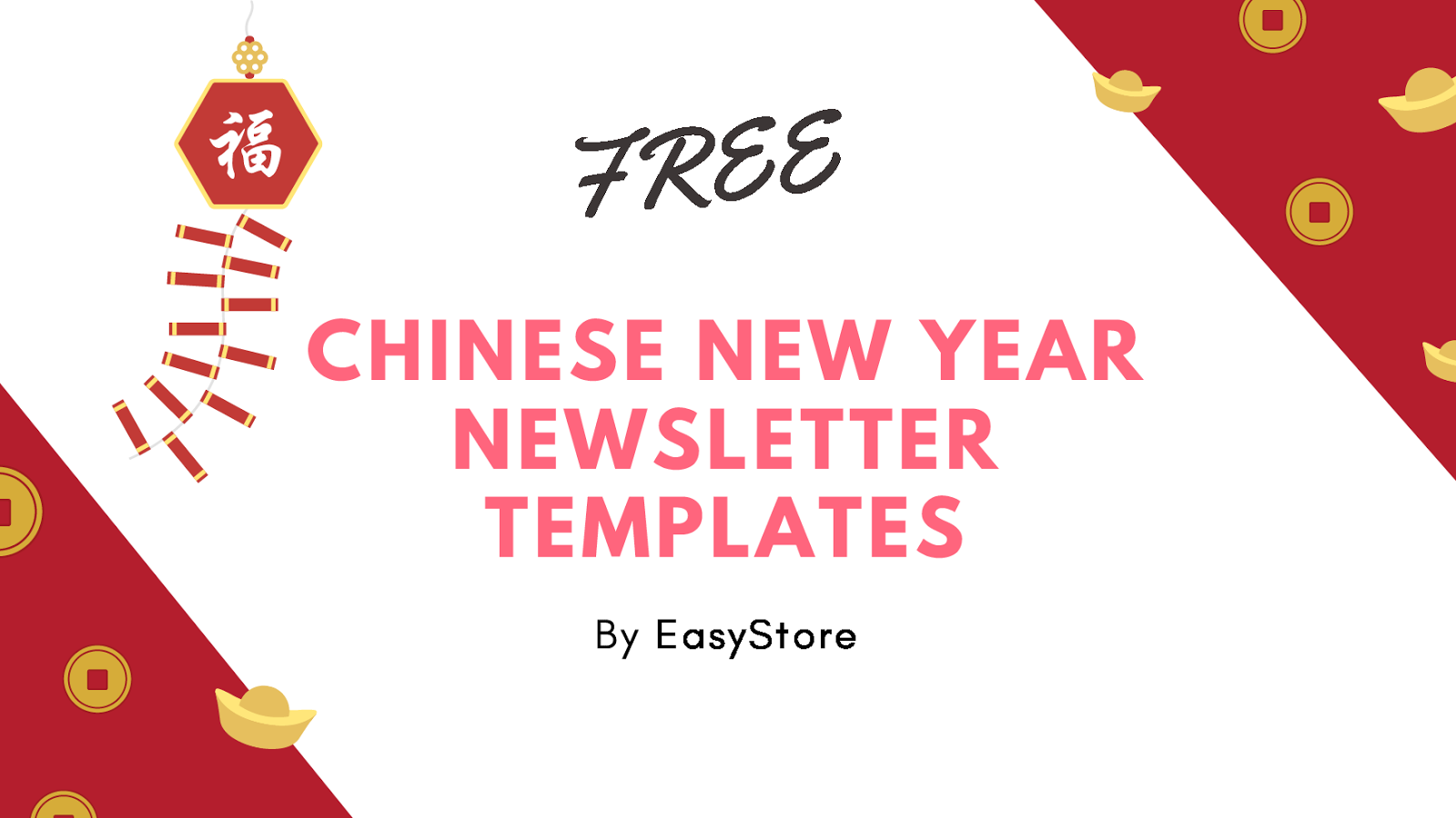 free chinese new year newsletter templates
