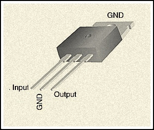 ic 7805 voltage regulator ic, working, description and pin outpin diagram of ic 7805 \u2013 electronicshub org