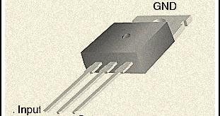 EC PROJECT HUB: IC 7805 Voltage Regulator IC, working ...