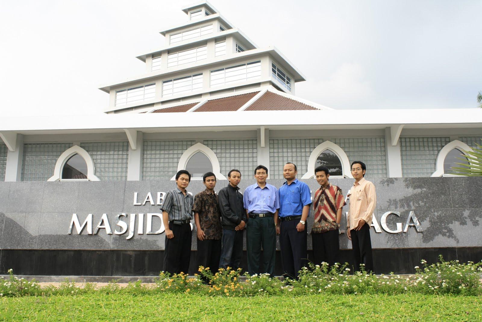 Lab Agama Masjid Sunan Kalijaga Profil Masjid