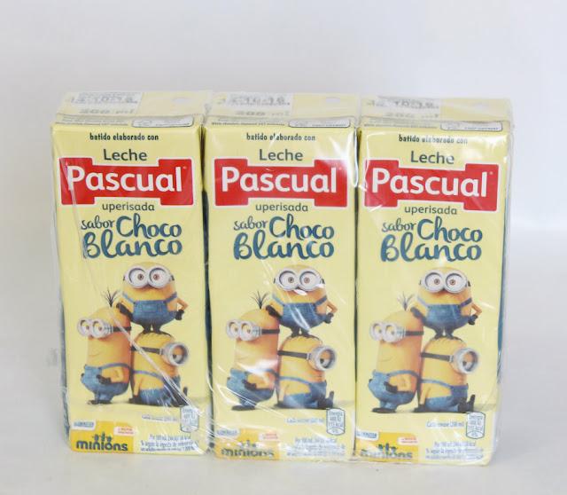degustabox agosto Batido sabor chocolate blanco Pascual