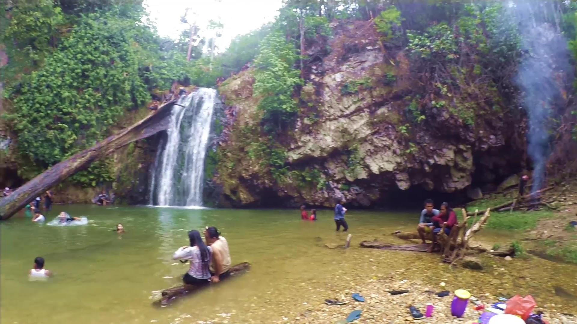 Ngetrip ke Air Terjun Dangku + Vlog
