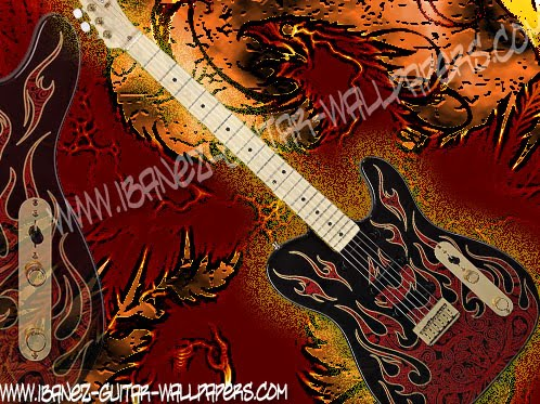 alosrigons: guitar wallpaper widescreen