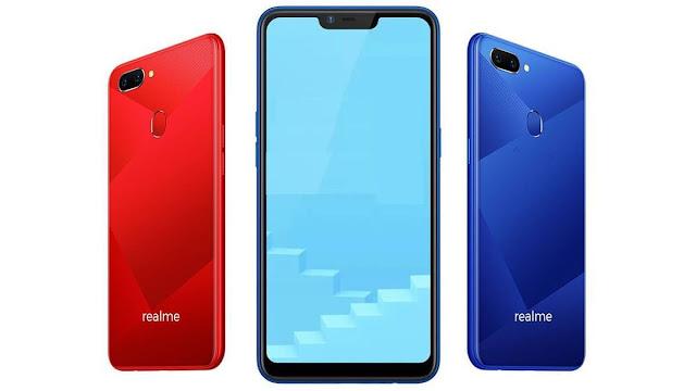 Realme C2 Mendarat di Indonesia,8 Mei