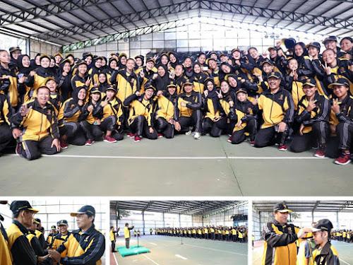 Kontingen Popda XII Kabupaten Bandung