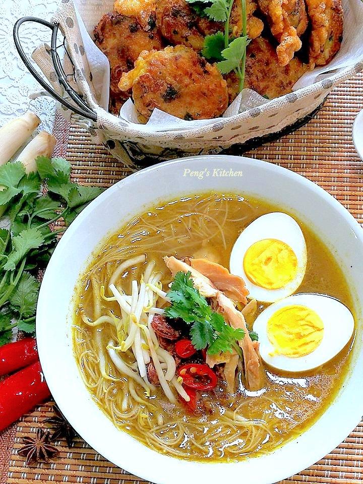 Peng S Kitchen Mee Soto Ayam Amp Begedil