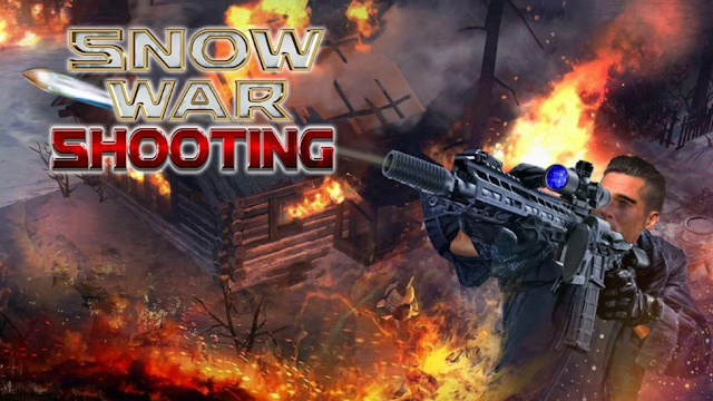 Download Snow War Shooter 2017 Mod Apk Unlimited Money