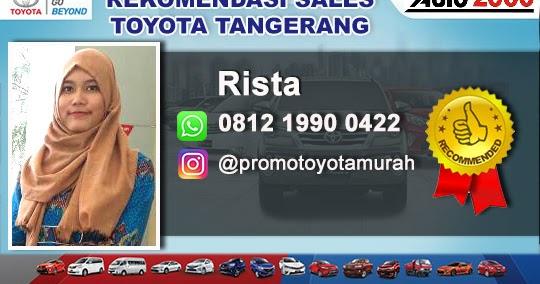 Dealer Resmi Toyota Auto 2000 Bintaro Tangerang - ASTRA
