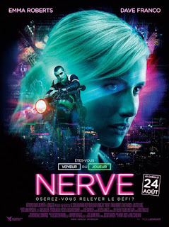 nerve 2016 movie poster