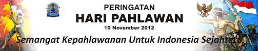 Download 10 Contoh Spanduk Hari Pahlawan Format CDR