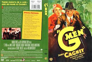 Carátula: G men contra el imperio del crimen (1935)