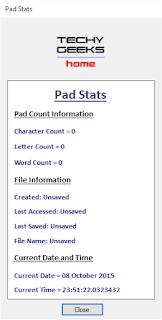 DustyPad v1.2 Released - Multi-tab NotePad Utility 3