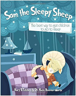 Sam the sleepy sheep