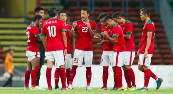 Termasuk Korea Utara, Ini 3 Negara Lawan Timnas Indonesia di Aniversary Cup 2018