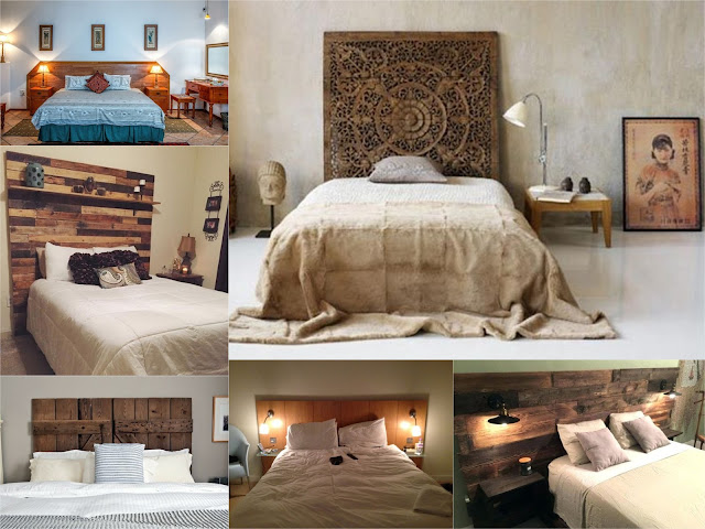 20 Wooden Headboard Designs: A New Way To Beautify The Bedroom