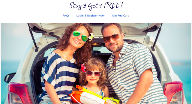Earn Free Night After 3 Stays With Red Roof Inn