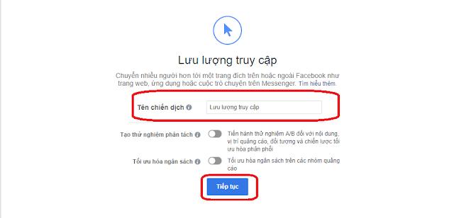 Tối Ưu Hóa Trong Quảng Cáo Facebook (Optimising) 6