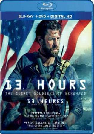 13 Hours 2016 BluRay 450MB Hindi Dual Audio 480p Watch Online Full Movie Download bolly4u
