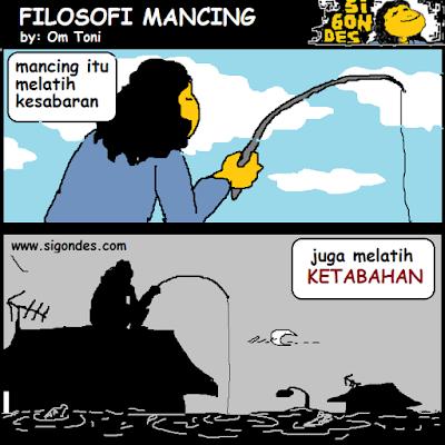 Filosofi Mancing