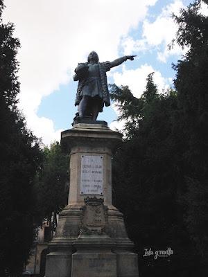Salamanca rincones plaza Colón