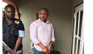 Kidnapper Evans faces death penalty, life imprisonment as Ambode signs bill into law
