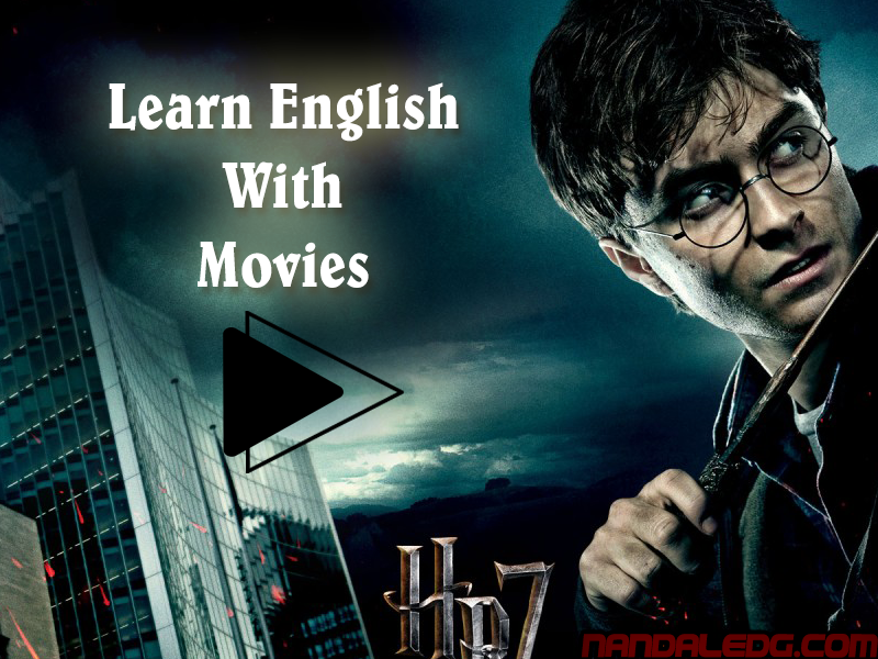 belajar bahasa inggris dengan film