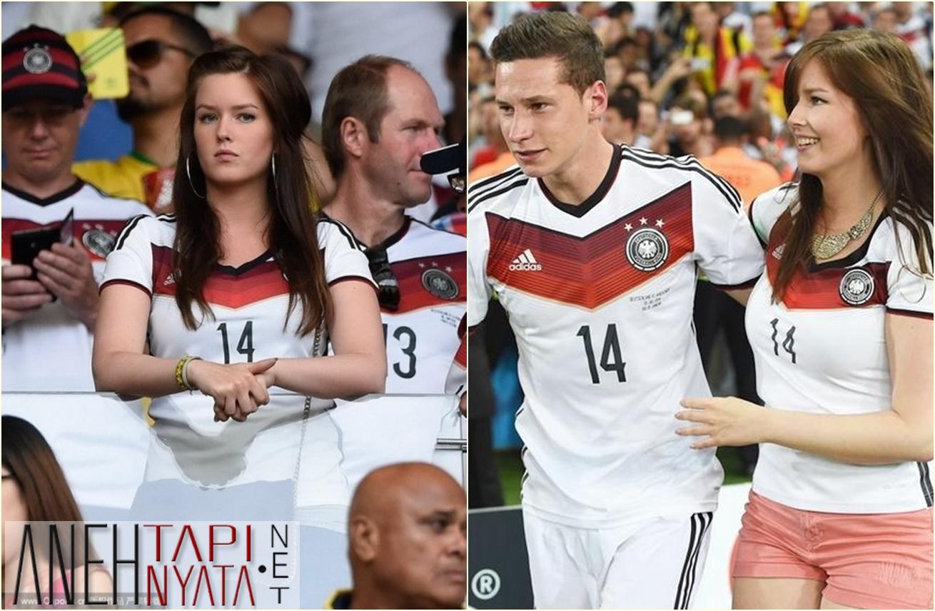 Lena Merupakan Kekasih Dari Pemain Bola Julian Draxler Yang Merupakan Bintang Vfl Wolsfburg Dan Juga Tim Nasional Jerman