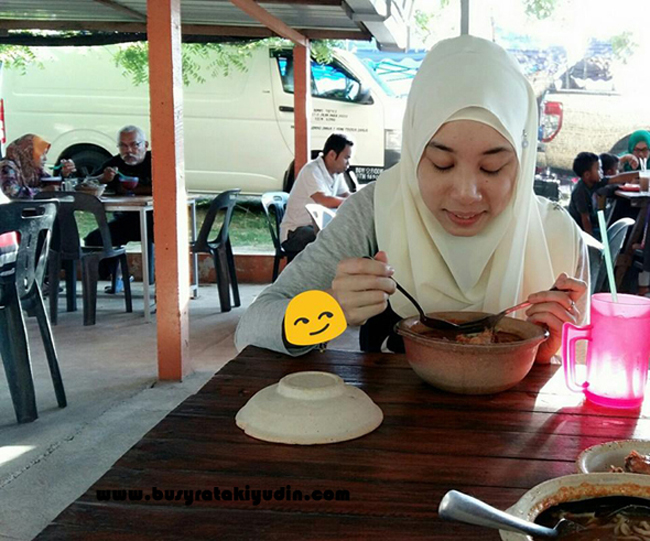 Mee Udang Tanjung Dawai Memang Superb!!