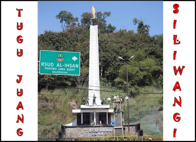 Tugu Juang Siliwangi Baleendah, Bukti Sejarah Perjuangan Masyarakat Kabupaten Bandung