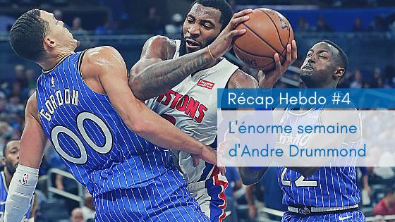 Recap Hebdo #4 | PistonsFR, actualité des Detroit Pistons en France