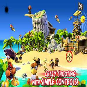 download crazy chicken pirates pc game full version free