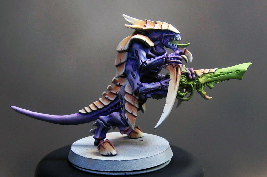 The Mandulian Chapel: Of Repainting Tyranids And Other