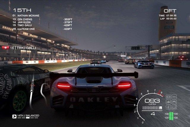 GRID Autosport PC Games Screenshots