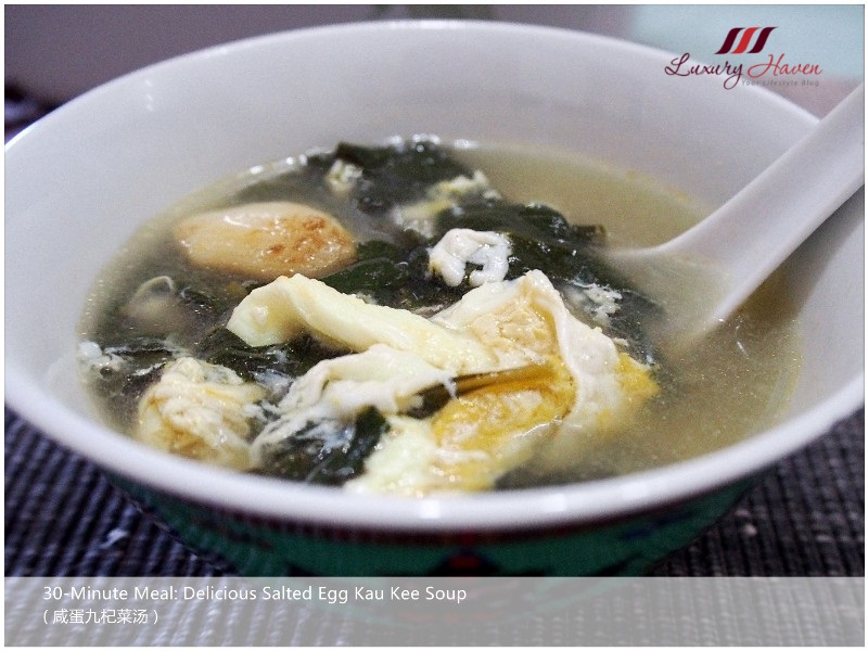 delicious salted egg kau kee soup recipes
