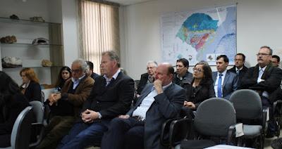 Audiência no RS sobre cessão de ativos minerários reúne empresas do setor.