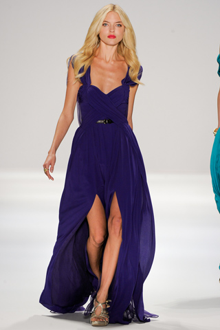 Toya's Tales Spring 2012 Ready to Wear: Highlights from the Luca Luca Show