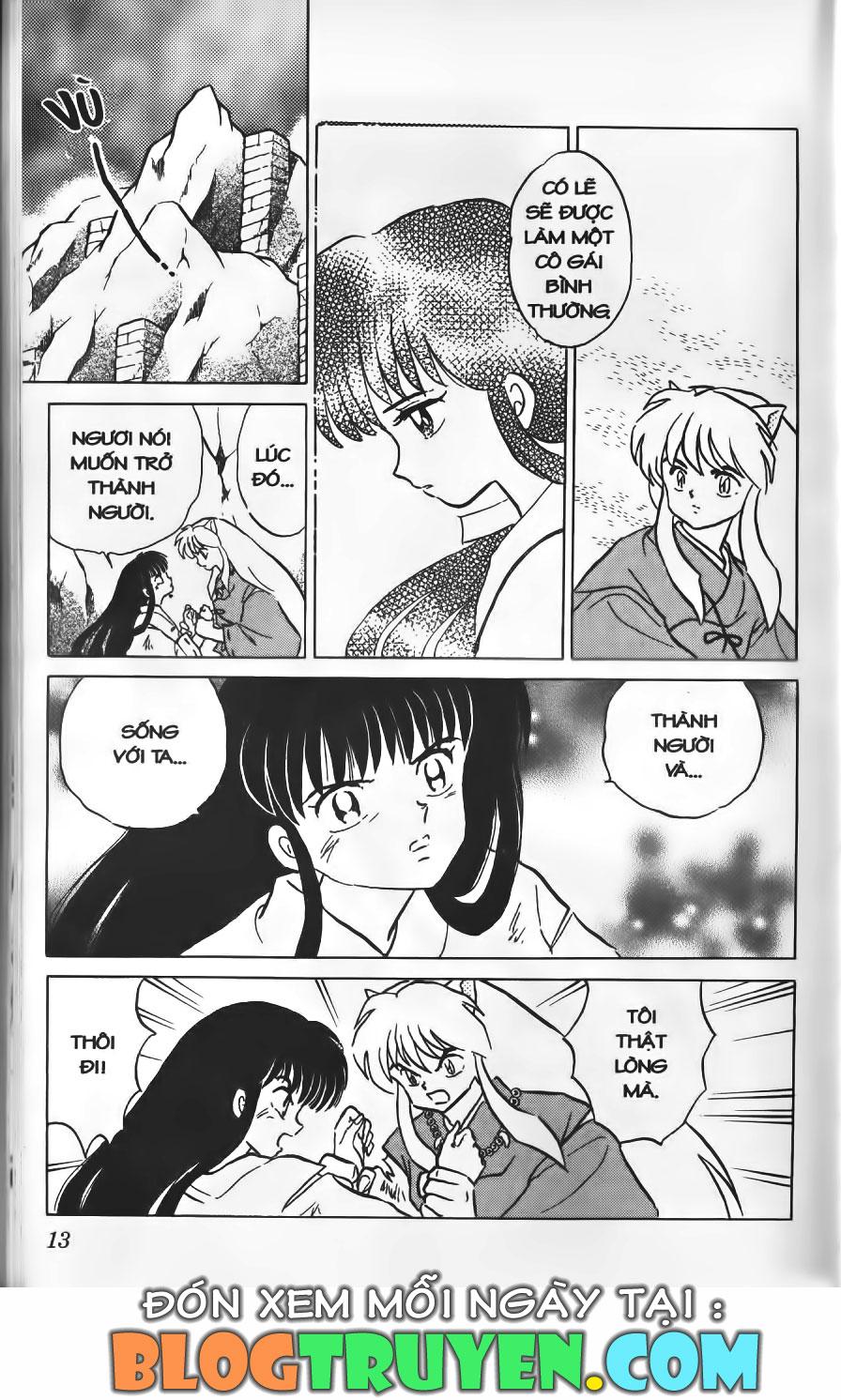 Inuyasha vol 06.1 trang 12