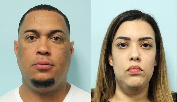 Detienen una pareja dominicana con 585 gramos de heroína en Massachusetts