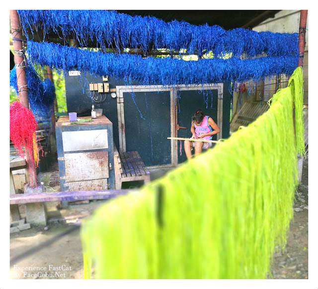 Tubigon Loom-Weaving Multi Purpose Cooperative in Tubigon Bohol
