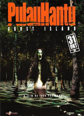 Pulau Hantu Poster