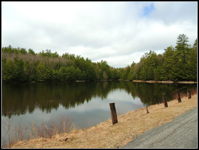 Lago Pawtuckaway en New Hampshire