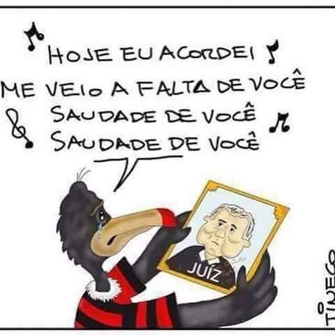 Flamengo juiz