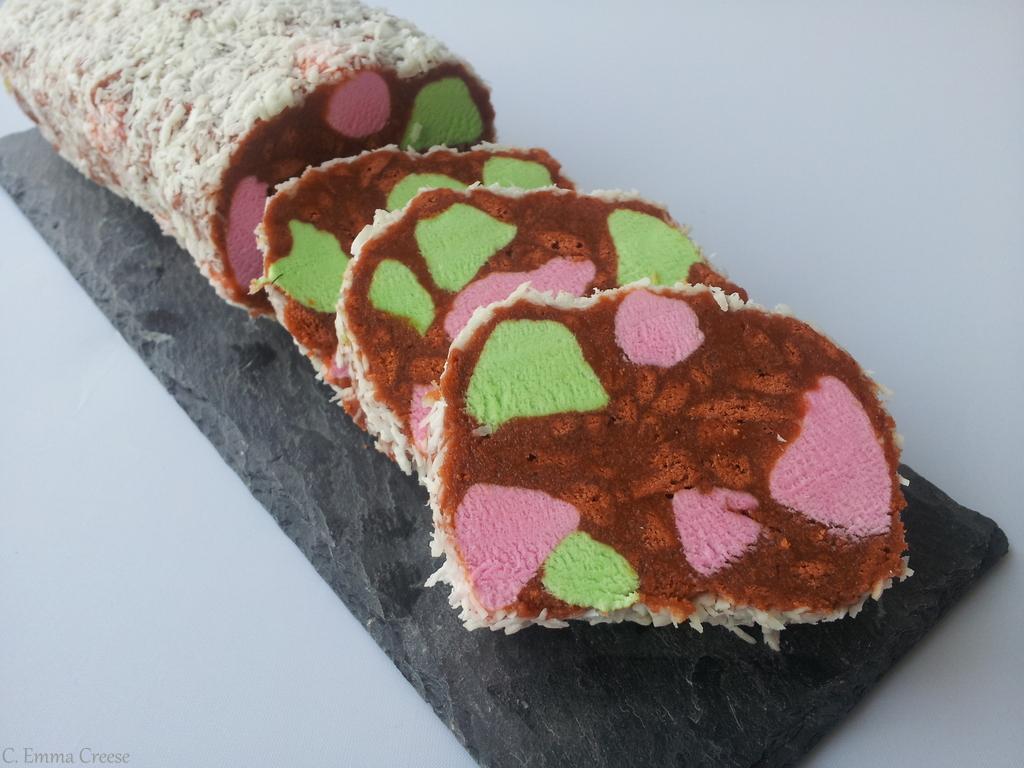 Kiwi Lolly Cake