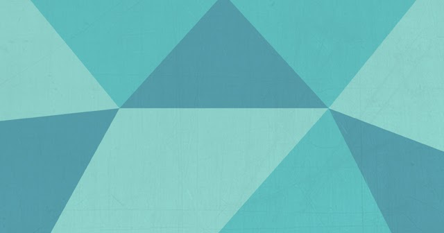 cwthornbrugh teal geometric iphone background